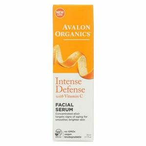 Avalon organics intense defense with vitamin c.